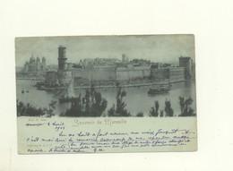 Marseille - Lot N°2 De 10 CPA  Et CPSM (Toutes Scannées) - Cartes Postales