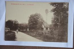 BORDEAUX-le Moulin-eolienne - Andere Gemeenten