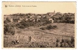 Corbion S/Semois - Vu De La Route De Poupehan - Circulée - Edit. Félix Denis -  2 Scans - Bouillon