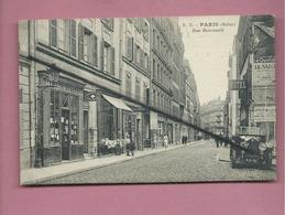 CPA -  Paris  -(Seine) - Rue Boursault  -(auto,voiture Ancienne , Herboristerie,parfumerie) - Otros