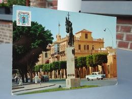 Melilla Le Monument D' Isabelle La Catholique. CINQUEUX Timbre - Melilla