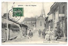 SENUC - Rue De L'Eglise - Frankreich