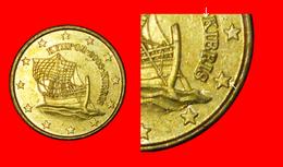 # RUDE DIES: CYPRUS ★ 10 CENT 2008 MINT LUSTER! LOW START ★ NO RESERVE! - Abarten Und Kuriositäten