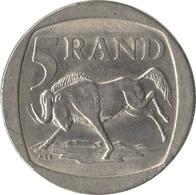ZA (c) - 1994 - 5 Rand (TTB/VF/SS) - Sudáfrica