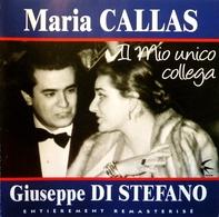 MARIA CALLAS & GIUESEPPE DI STEFANO. 1 CD. Airs D'Opéra. - Opera