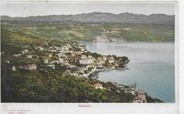 AK 0023  Abbazia - Panorama Ca. Um 1910 - Kroatien