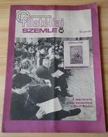 HUNGARY PHILATELY MAGAZINE - Revistas