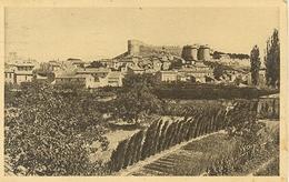 Postal Francia. Villeneuve Les Avignon. Le Chateau Fort. Ref. 7-3ay124 - Francia