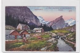 ALP RESLEN VOR DEM SEEALPSEE. ED PHOTOBLOG. CIRCA 1900's- BLEUP - AI Appenzell Rhodes-Intérieures