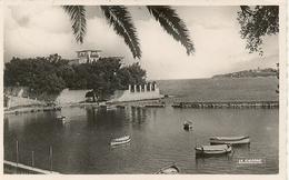 Postal Francia. Beaulieu Sur Mer. La Pointe Des Fourmis. Ref. 7-3ay125 - Francia
