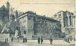 Postal Francia. 230. Chambery. Le Chateau Des Ducs De Savoie XI Siecle. Ref. 7-3ay127 - Francia