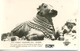 Postal India. Bull. Nandi. Ref. 7-3ay130 - India