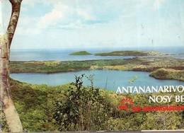 MAGAZINE INFLIGHT Air Madagascar *Antananarivo*Nosy Be*Ambohimanga*Mantasoa*Antsirabé*Nosy Ranja*Nosy Komba...ANNEE 1979 - Vluchtmagazines