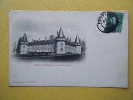 ANTHIEN. Le Château De Villemolin. - Sonstige Gemeinden