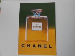(E16) CHANEL  N°5  Carte Parfumée - Cartes Parfumées