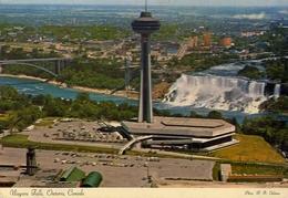 Niagara Falls - Ontareio - Canada - Formato Grande Viaggiata – E 7 - Cartoline