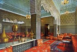 Meknes - Palais Bouaya - Salle De La Favorite - Marocco - Formato Grande Non Viaggiata – E 7 - Cartoline