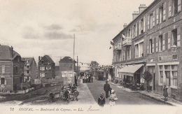 80 - ONIVAL - Boulevard De Cayeux - Onival