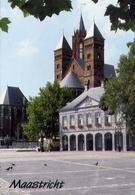 Maastricht - Formato Grande Viaggiata – E 7 - Cartoline