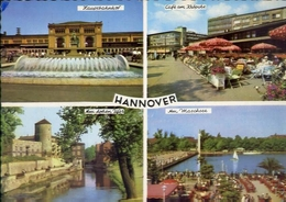 Hannover - 10 - Formato Grande Non Viaggiata – E 7 - Cartoline