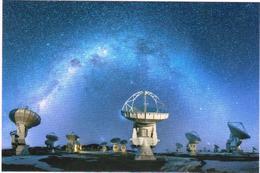 Corjonov Project Alma Chile Space Telescopes - Chile