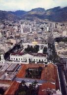 Caracas - Venezuela - Biblioteca Capitolio Nacional - Vista Aerea - Formato Grande Viaggiata - E 7 - Cartoline
