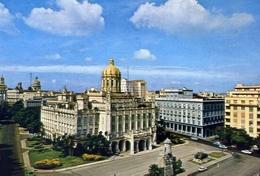 Cuba - Ciudad Habana - Antiguo Palacio Presidencial Actual Museo De La Revolucion - Formato Grande Viaggiata – E 7 - Cartoline