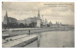 RUSSIE - MOSCOU - Kremlin - Vue Générale - Russie