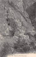 Route Du Val D'anniviers Avec Calèche - Attelage - Non Circulé - VS Wallis