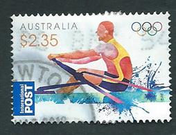 Australia, Australien, Australie 2012; Canottaggio, Rowing $2.35 ; London Olympic Games. Used. - Canottaggio
