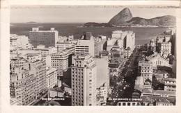 RIO DE JANEIRO. AV RIO BRANCO E CASTELO. CIRCA 1950's- BLEUP - Rio De Janeiro