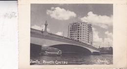 PONTE DUARTE COELHO. RECIFE. CIRCA 1940's- BLEUP - Recife