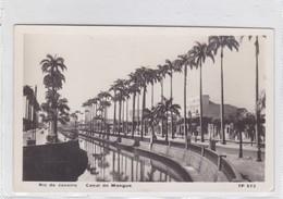 RIO DE JANEIRO. CANAL DO MANGUE. CIRCA 1930's- BLEUP - Rio De Janeiro