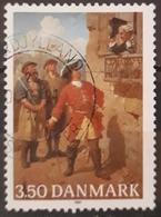 DINAMARCA 1990 The 300th Anniversary Of The Birth Of Tordenskiold. USADO - USED. - Dinamarca