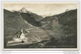 Hochkrummbach In Vorarlberg - Foto-AK 20er Jahre - Warth