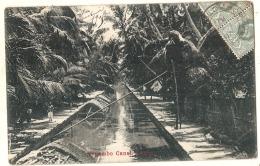 NOGAMBO CANAL  CEYLON  - TTB - Sri Lanka (Ceylon)