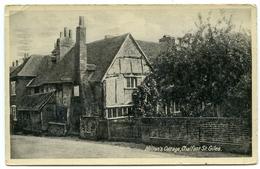 CHALFONT ST GILES : MILTON'S COTTAGE - Buckinghamshire