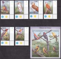 Congo (Kinshasa), Fauna, Birds MNH / 2000 - Altri