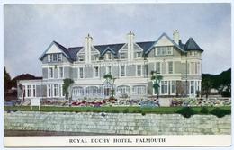 FALMOUTH : ROYAL DUCHY HOTEL - Falmouth