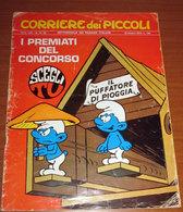 CORRIERE DEI PICCOLI OTTOBRE 1970 - Corriere Dei Piccoli