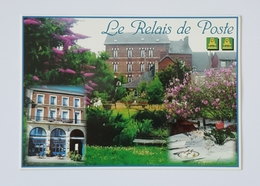 BEUZEVILLE    LE RELAIS DE POSTE    DEPT 27 EURE - Other Municipalities