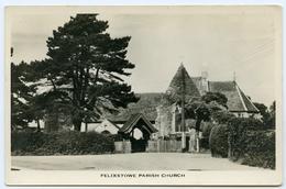 FELIXSTOWE PARISH CHURCH - Angleterre