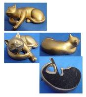Statuette : Cat - Asian Art