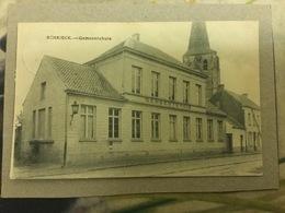 SCHRIEK BIJ HEIST OP DEN BERG 1920   SCHRIECK  GEMEENTEHUIS - Heist-op-den-Berg