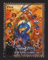 PERU 2007 , CHRISTMAS , USED - Peru