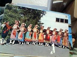 GRECE CORFU DANCE FOLK  N1970  GU3213 - Danze