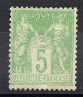 FRANCE - YT N° 102 - Neuf ** - MNH - Cote 60,00 € - 1898-1900 Sage (Type III)