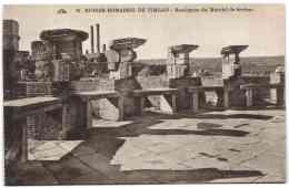 Ruines Romaines De Tigmad - Boutiques Du Marché De Sertius - Unclassified