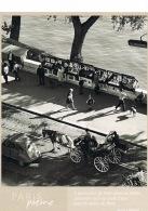 PHOTO DOISNEAU -  Quai De Seine -  PARIS POEME  De Blaise CENDRARS - Format 12,5 X 16  - Paypal Sans Frais - Reproductions
