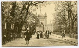 CPA - Carte Postale - Royaume-Uni - Brighton - North Gate Pavilion ( CP5347 ) - London